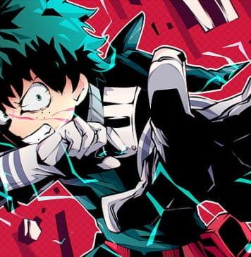 My Hero Academia Manga Online