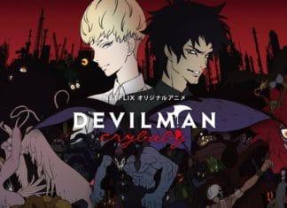 Devilman Crybaby Season 2
