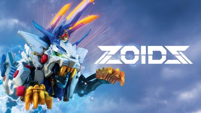 Zoids Wild Season 1