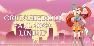 Crunchyroll Fall 2020 Lineup