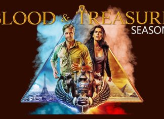 Blood and Treasure Season 2