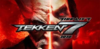Tekken 7 tier list