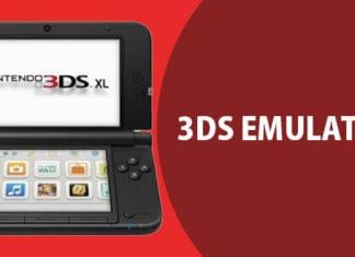 3DS Emulators