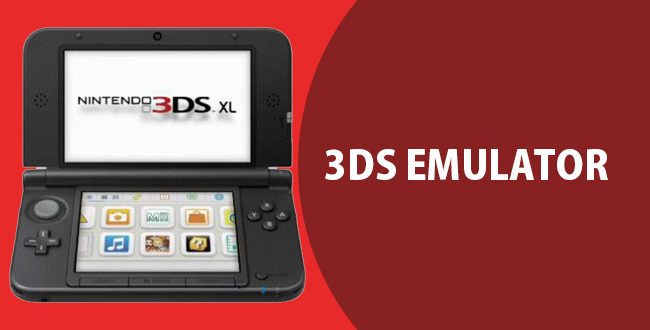 Android 3ds エミュレータ