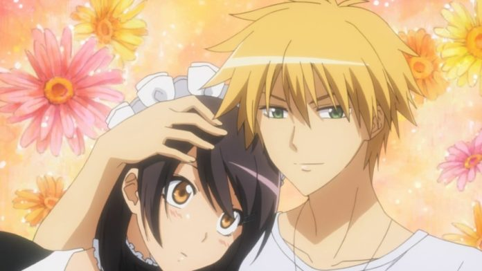 Maid Sama Anime