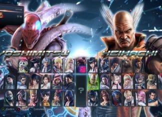 Tekken 7 tier llist