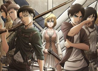 Attack on Titan Characters