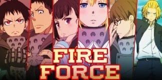 Fire Force Season 3