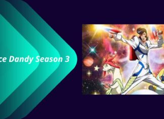 Space Dandy Season 3