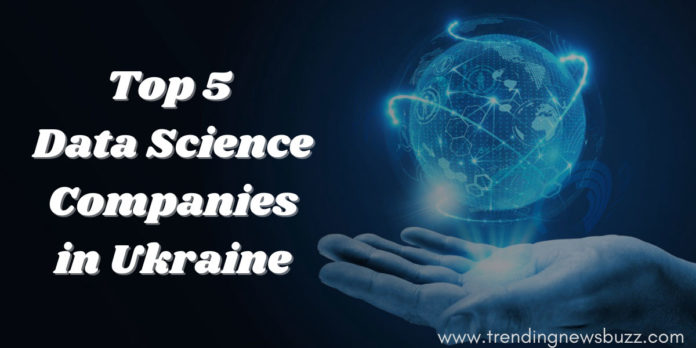 top 5 data science companies in ukraine