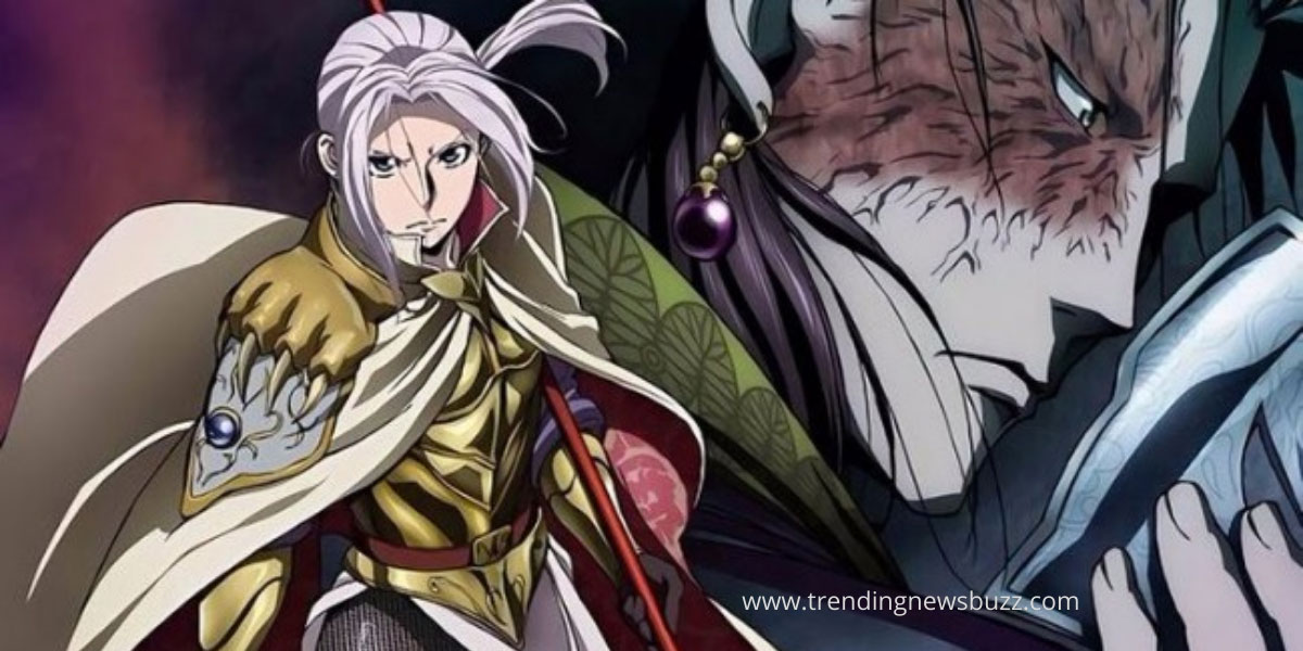 Heroic Legend of Arslan Season 3