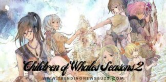 Children of Whales Seasons 2