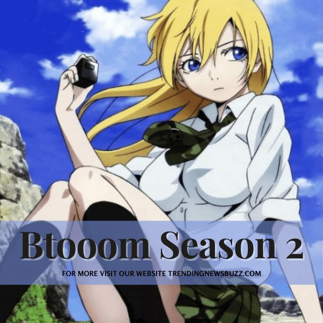 Is Btooom Season 2 Happening?