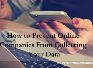 How to Prevent Online Companies From Collecting Your Data
