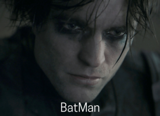 Robert Pattinson maskless face while playing Batman.