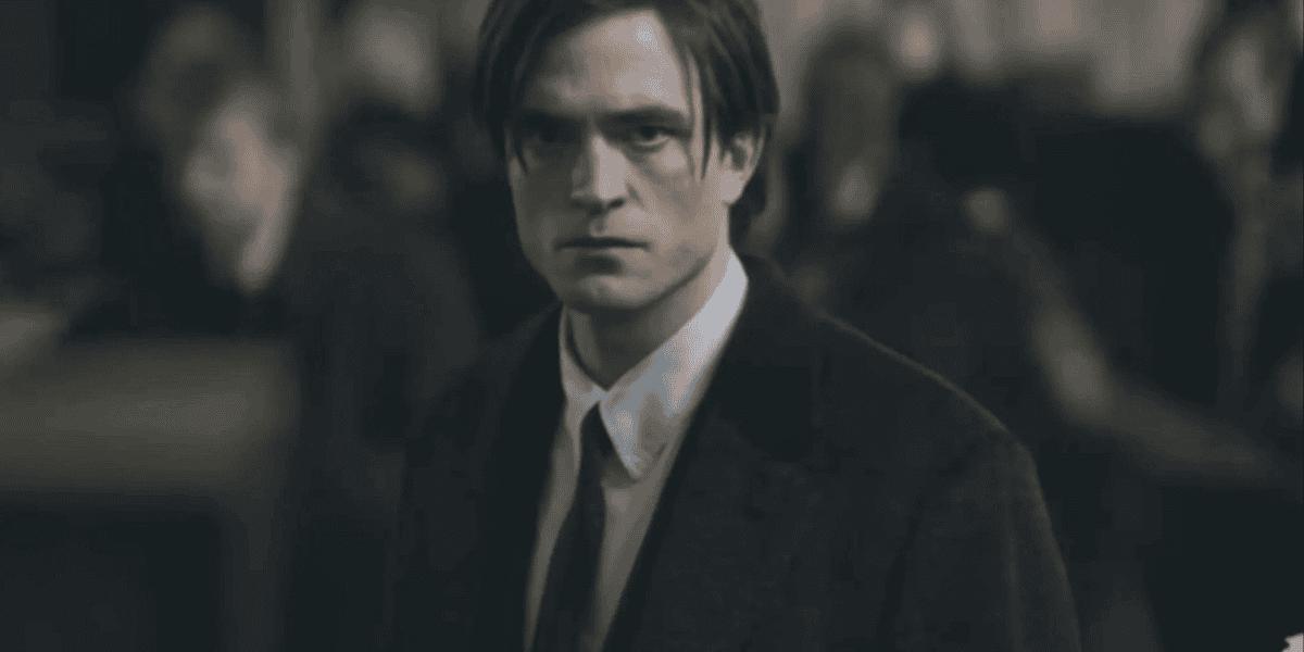 Robert Pattinson Batman's shady look