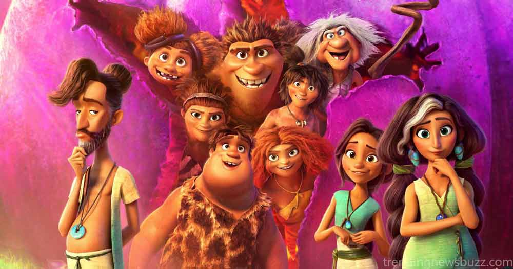 The Croods 2 – Confirmed cast, release date and storyline