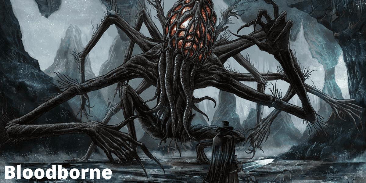 Blood-borne beast artwork