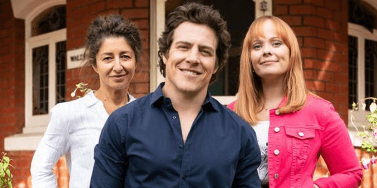 the cast of Five Bedrooms season 2