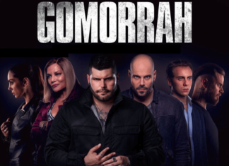 Gomorrah Season 5 official poster
