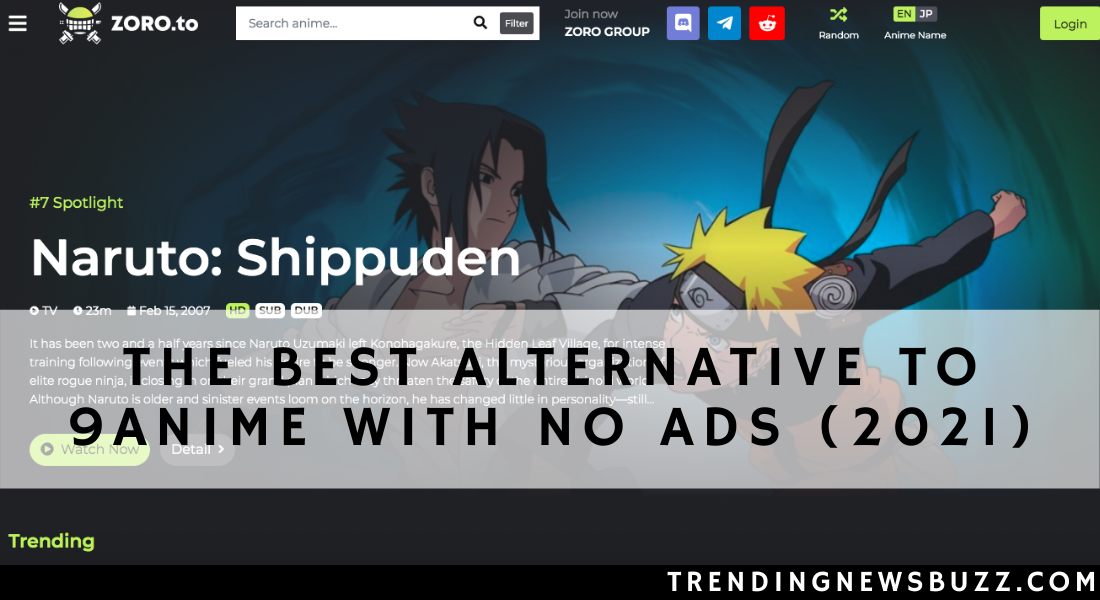 The Best Alternative to 9Anime with NO Ads (2021)