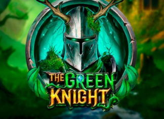 official poster of green knight