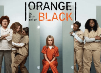 the official poster of orange is the new black season 8