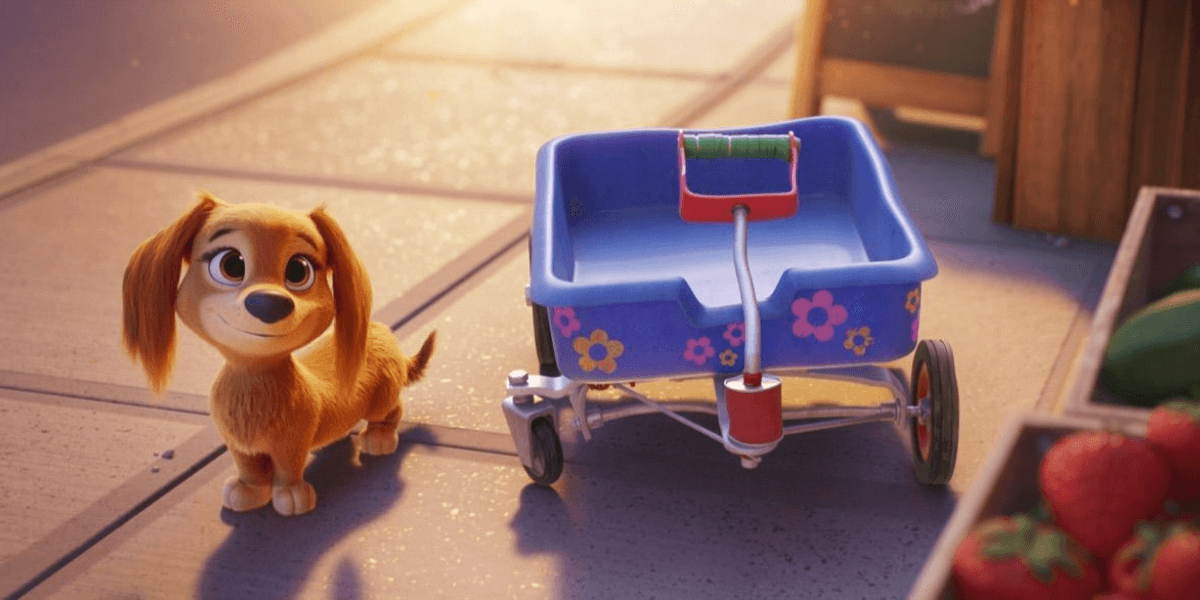 a still from paw patrol: the movie