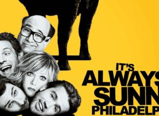 official poster of always sunny in philadelphia season 15