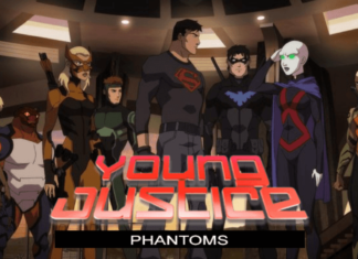young justice season 4 poster