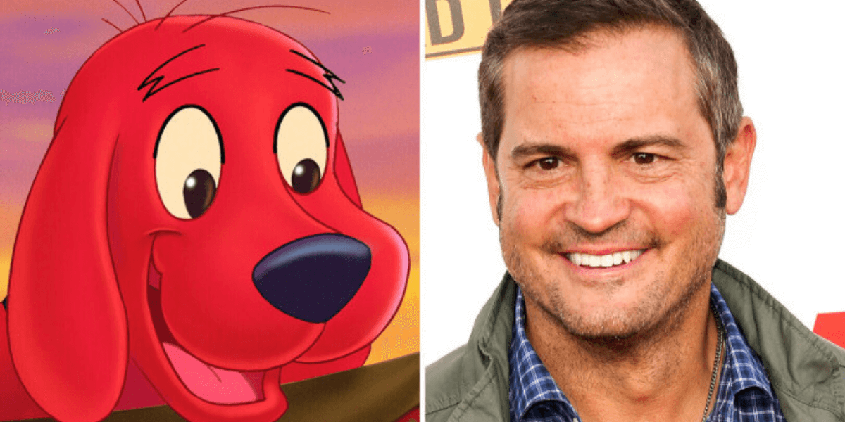 director of clifford: the big red dog
