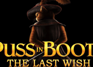 the official poster of puss in the boots: last wish