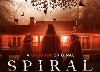 the official poster of spiral