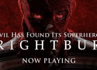 the official poster of brightburn 2