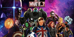 presentation of the characters of what if...?