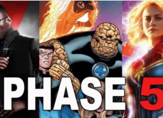 Marvel Phase Five