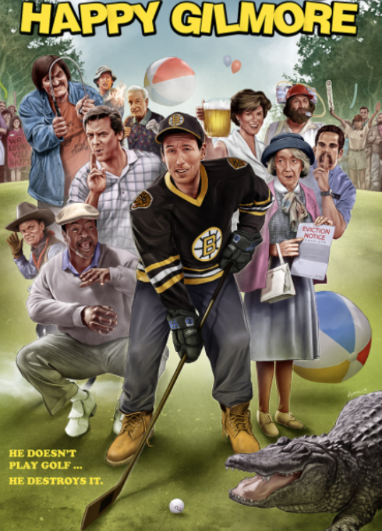 Happy Gilmore 2: A Detailed Guide You Should Know: