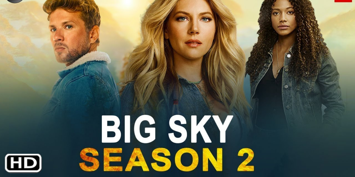 the official poster of Big Sky 2