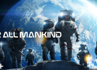 the official poster of For All Mankind: Season 3