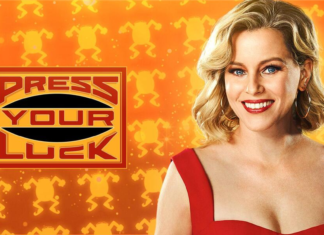 the official poster of Press Your Luck Season 2