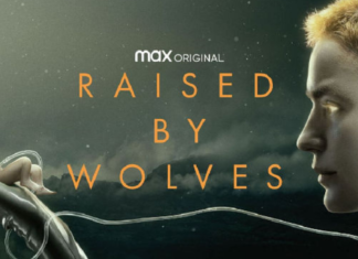 the official poster of raised by wolves season 2