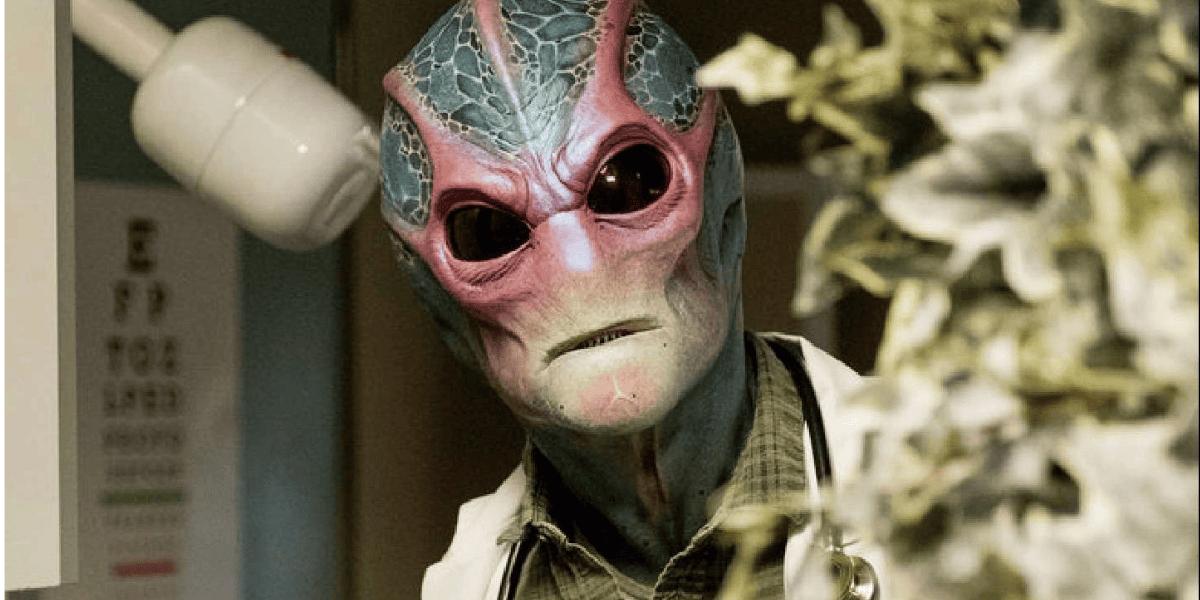 presentation of resident alien season 2