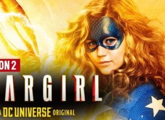 the official poster of star girl season 2