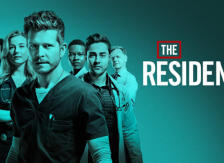 the official poster of the resident season 5