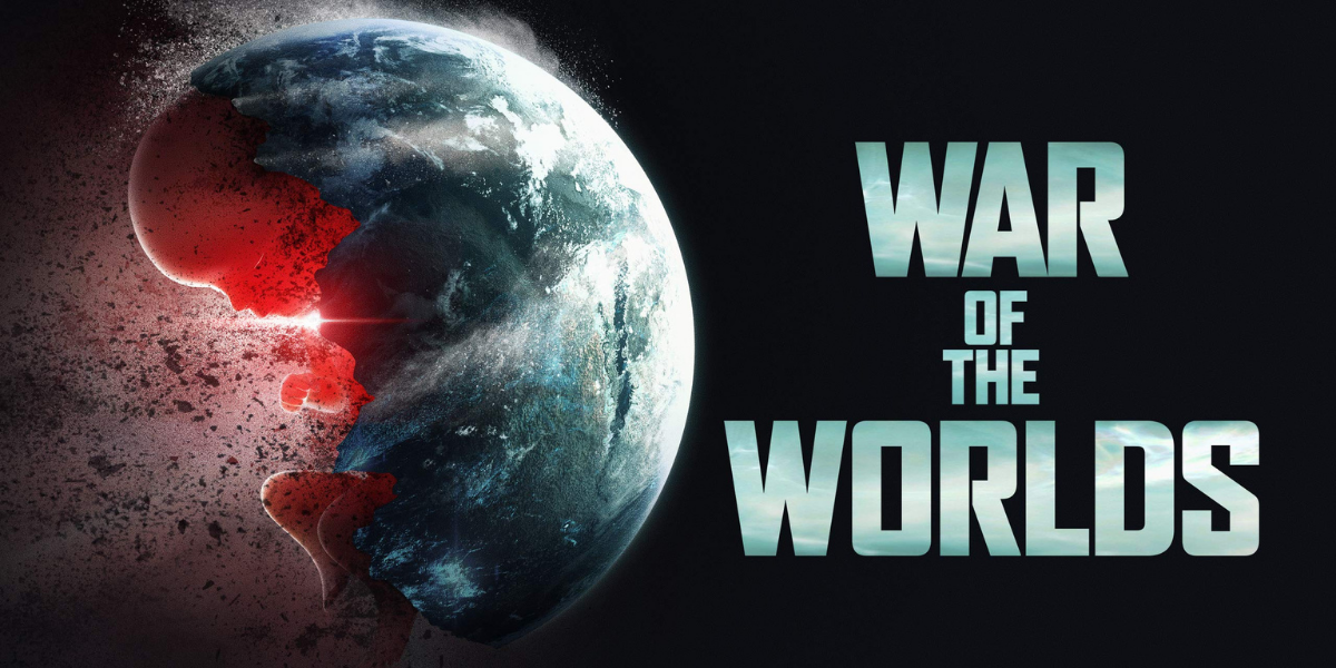 the official poster of war of the world season 2
