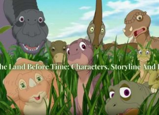 Ducky The Land Before Time